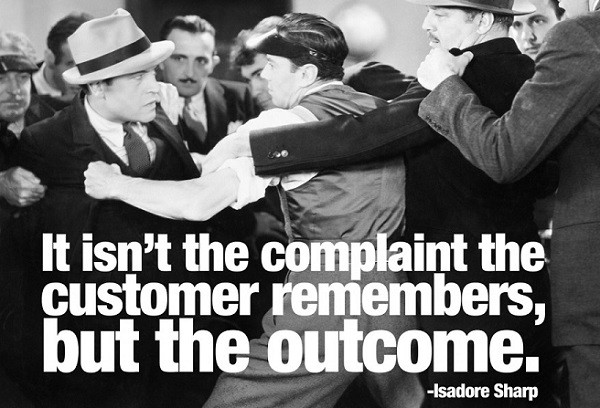 How to Deal with irate customers